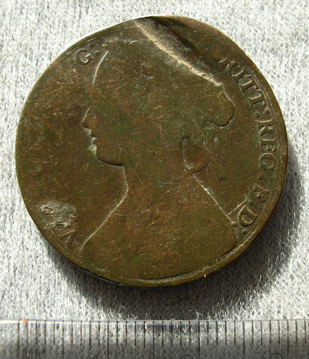 Coin found in Dornoch area