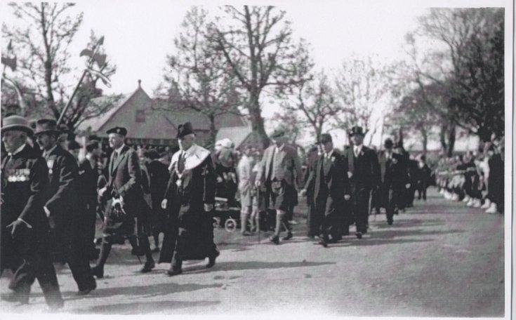 Burgh Parade