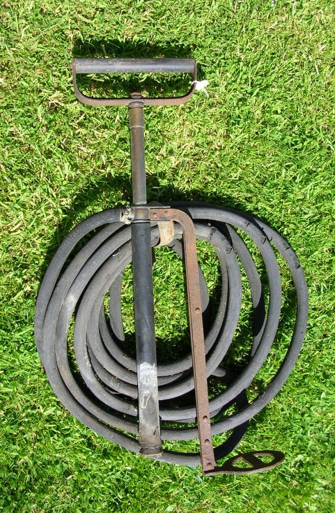 World War 2 stirrup pump