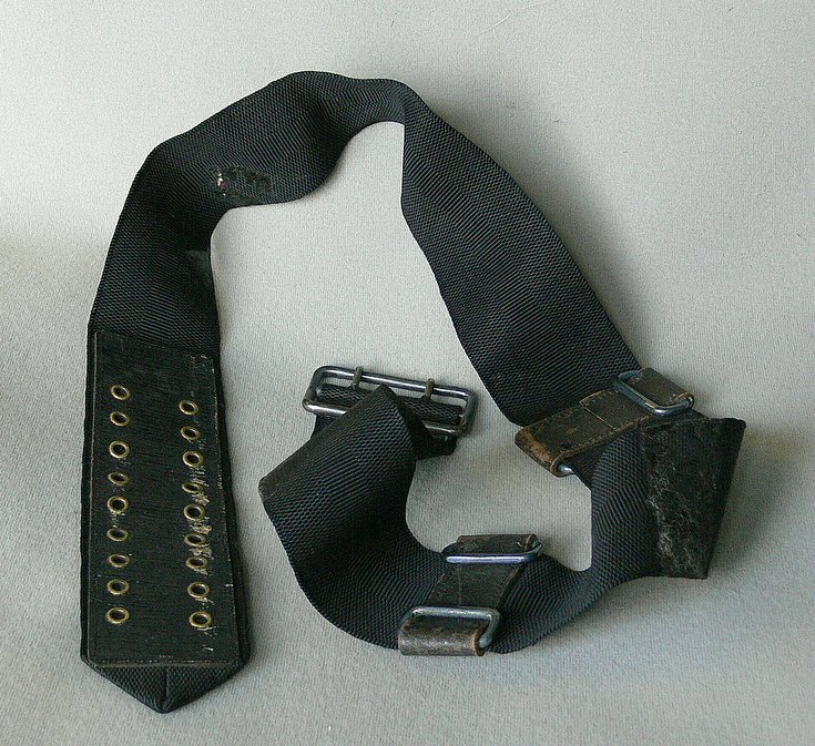 Cameronians Web Sword Belt