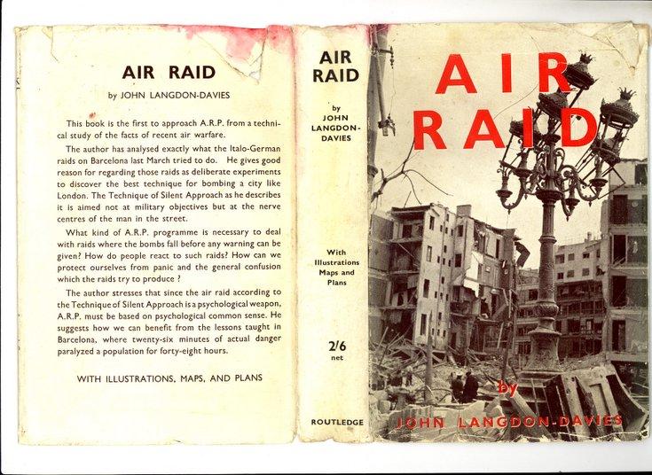 'Air Raid' Book