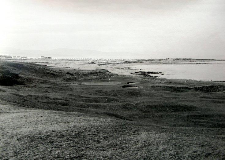 Royal Dornoch Golf Club links course