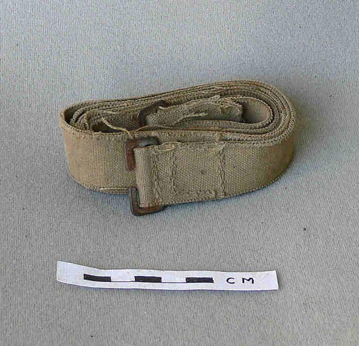 Military strap