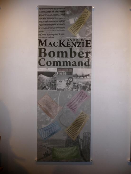 Andrew MacKenzie's Banner