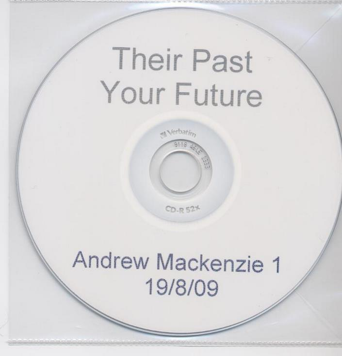Interview with Andrew MacKenzie of Dornoch 'Their Past Your Future'