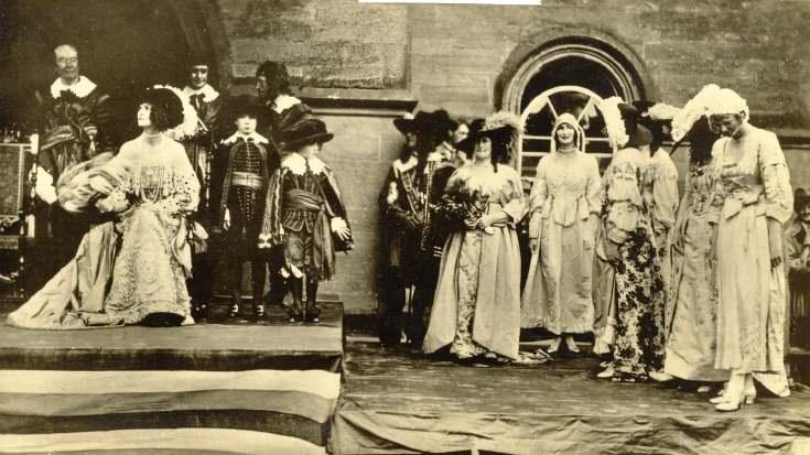 Dornoch Pageant 1928