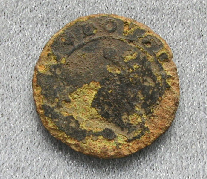 Coin from Littleferry