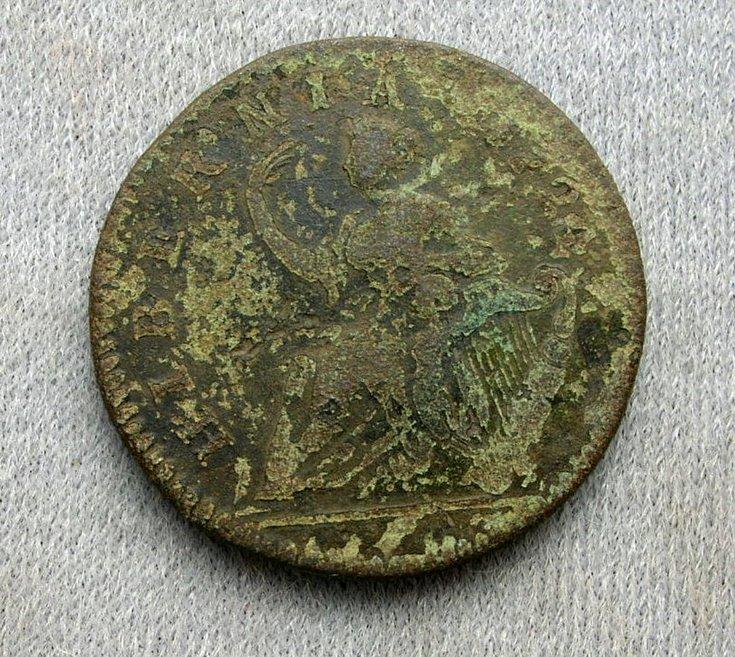 1714 coin found in Dornoch area