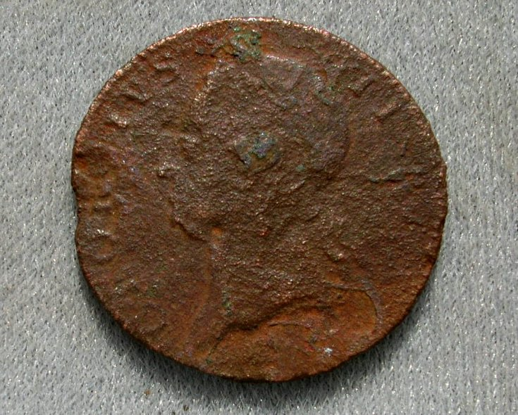 George II coin found in Dornoch area