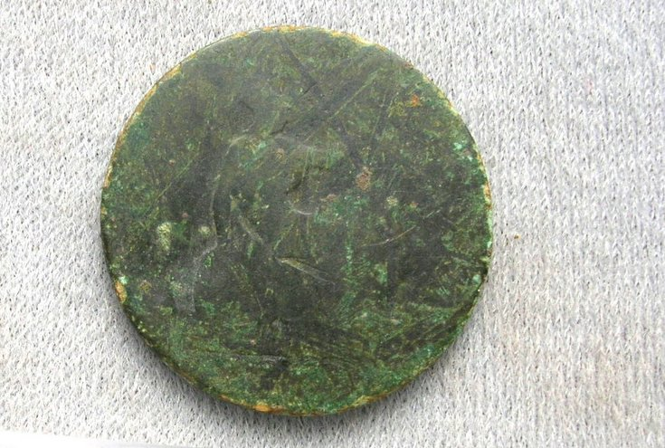 Early Victorian coin found in Dornoch area