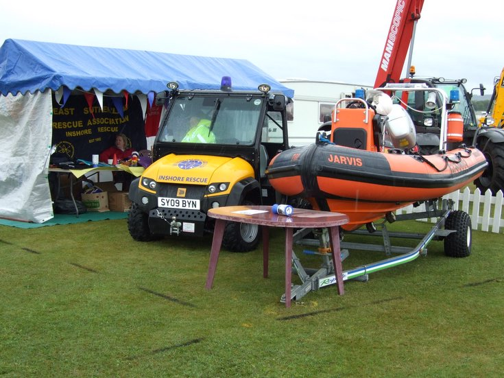 ERSA at Sutherland County Show