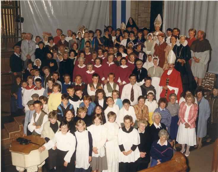 Cathedral 1989 celebration