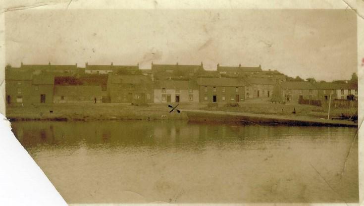 Fraser's house at Portmahomack
