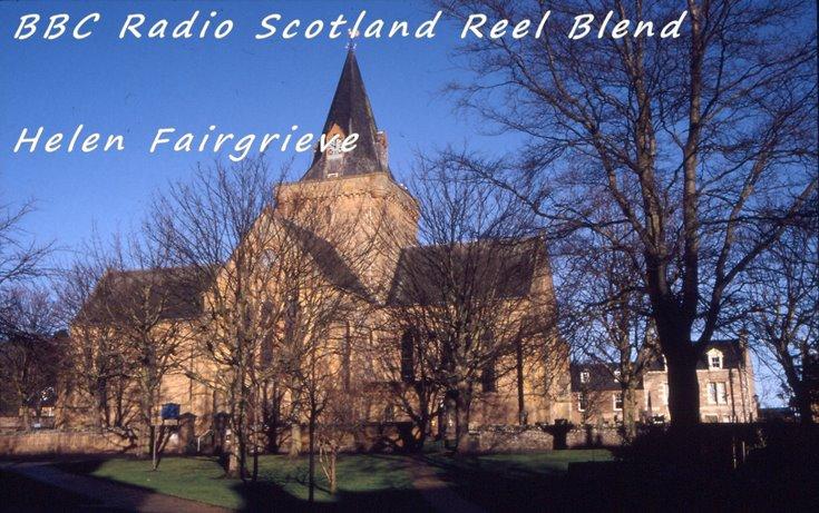Radio Programme 'Reel Blend' - Dornoch Cathedral