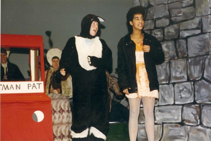 Dornoch Christmas Pantomime 1980's