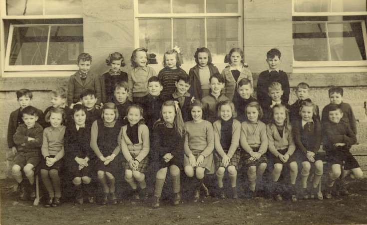 Primaries I and II, Dornoch Primary, 1946