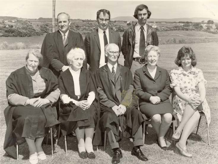Dornoch Academy teachers